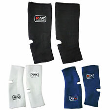 Rix Ankle Support Foot Brace Sport Sock Gym MMA Boxing Injury Sprain Pain Relief