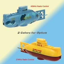 Create Toys Sea Wing Star 3311-1 27MHz Radio Control Submarine Tourism Boat K0L5