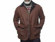 Oliver Sweeney Men's Purleigh Waxed Field Jacket. RRP £349. Sizes & Colours.