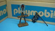 Medieval Castle wolf warriors Flag weapons Stand Playmobil  CHOOSE one  toy 101