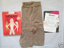 Spanx Original Shapewear Super Power Panties Be Bold  A,B,C,D,E Nude or Black