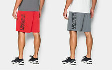 **New** Under Armour 2016 Tech™ Graphic Men's Run Training Gym Fitness Shorts