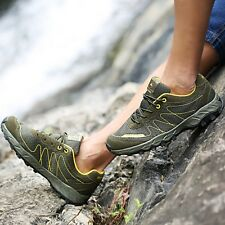 New Men Casual Sneakers Breathable Running Shoes Mesh Walking Athletic Trainers