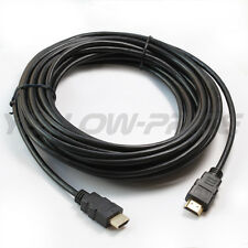 25FT 30FT Extra Long HDMI Cable Pack, Super High Speed HDMI 1.4 Cable 1080P 3D
