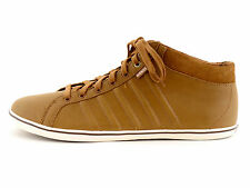 K-Swiss Sneaker trainers Ankle shoe Hof IV P Mid Vnz brown Lace up Leather