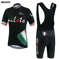 Men's Outdoor Ropa Ciclismo Cycling Jersey Short Sleeve Bike Summer BIB Shorts