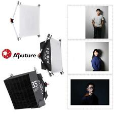 29*26CM Video Light Softbox Diffuser Kit for Aputure Amaran AL-528 & HR-672 F0X4