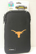 TRIBECA TEXAS LONGHORNS Neoprene Sleeve Fits Nook and Kindle 3 FVA2677*LOT OF 10