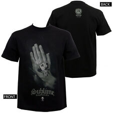Authentic SULLEN CLOTHING Sublime Praying Hands Tattoo Art T-Shirt M-5XL NEW