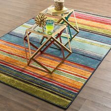 RUGS AREA RUGS CARPET AREA RUG MODERN RUGS LARGE RUGS COLORFUL RUGS SALE  ~ NEW~