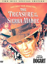 The Treasure Of The Sierra Madre 2-Disc Special Edition BRAND NEW FACTORY SEALED