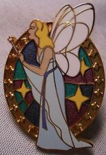 AUTHENTIC DISNEY Pin 52854 DLR  Where Magic is Timeless 2007  Blue Fairy GWP