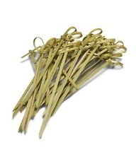 15cm Bamboo Knot Skewers Cocktail Sticks Ideal Canape Buffet Party Tableware