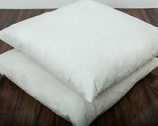 80 x 80cm Square Euro Continental Duck Feather Pillow Available Single Or Pair