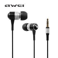 Bass Stereo Headset Headphone Earphone Earbud In-ear 3.5mm For iPhone Samsung LG
