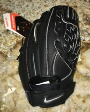 "NEW NIKE Diamond Elite Edge II Black 11"" Infield Baseball Glove Mitt Left Right"