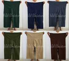 THAI BIG PLUS SIZE FISHERMAN COTTON PANTS UNISEX WRAP YOGA MEDITATION LONG