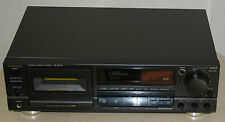 Technics RS-BX707 3 Head Stereo Cassette Deck (1992) MADE IN JAPAN  - RUGGED