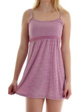 Hurley Summer Dress Straps Featherweights-Mesh purple Stripes Net