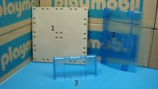 Playmobil Zoo Airport Farm Roof Wall Base plate System X floor CHOOSE ONE 181