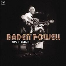Live in Berlin - Powell,Baden New & Sealed LP Free Shipping