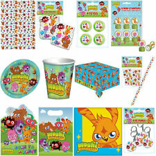 New Moshi Monster Party Decoration Accessories Birthday Party Accessories