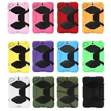 Heavy Duty Hybrid Survivor Shockproof Hard Back Case Cover For Apple iPad/iPhone