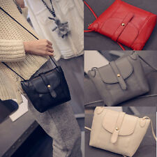 New women vintage square shoulder bag handbag crossbody bag coin purse messenger