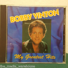 FAST FREE SHIP, Scratch-Free: My Favorite Hits by Bobby Vinton (CD, 1994)