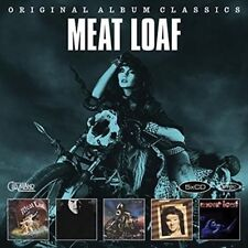 Original Album Classics - Meat Loaf CD BOX SET-STAND ALONE