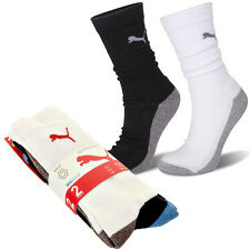 Puma Golf 2015 Mens Performance Crew Sport Socks - 2 Pair Pack