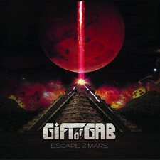 Gift of Gab - Escape to Mars [New CD] Digipack Packaging