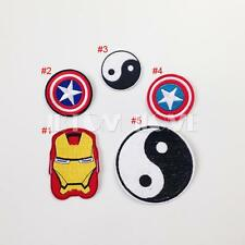 Cool Fashion Cartoon Embroidered Patch Iron Sew On Cloth DIY Motif Applique New