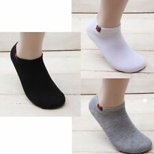8 pairs Low cut Ankle Socks Casual Fashion Color Design Cotton Mens Korea