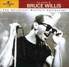 Classic Bruce Willis:universal Master - Bruce Willis New & Sealed Compact Disc F