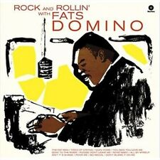 Rock and Rollin - Fats Domino New & Sealed LP Free Shipping
