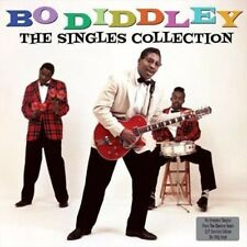 Singles Collection - Diddley,Bo New & Sealed LP Free Shipping