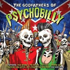 Godfathers of Psychobilly - V/A New & Sealed LP Free Shipping