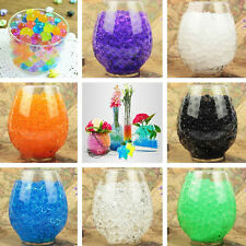 1000pcs Water Plant Flower Jelly Crystal Soil Mud Pearl Gel Bead Ball Decoration