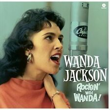 Rockin' With Wanda! - Jackson,Wanda New & Sealed LP Free Shipping