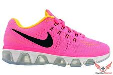 Womens Nike Air Max Tailwind 8 Running Shoes Pink /Black 805942-601 All Sizes