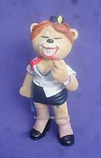 Bad Taste Bears Figurine Dolly Membership New In Original Box with all Inserts