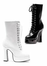 Ellie Shoes 557-DOLLY Women's 5 1/2 Inch Heel Ankle Boot With Inner Zipper