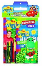 NEW Wiggles Activity Pack by Paperback Book Free Shipping