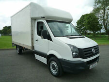 Volkswagen Crafter 2.0TDi CR35 LWB Luton Van with Tail Lift