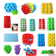20 Style Ice Maker Mould Bar Party Drink Ice Tray Cube Pudding Jelly Freeze Mold