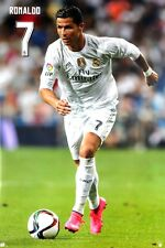 Real Madrid Football Club Ronaldo 2015/16 Poster 61x91.5cm