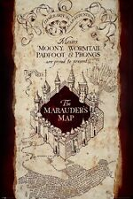 Harry Potter Marauders Map Poster 61x91.5cm