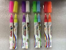 Set of 8 x neon liquid chalk marker led blackboard Goodplus pens