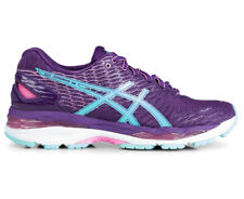 Asics Gel Nimbus 18 Womens Running Shoes (B) (3340) + FREE AUS DELIVERY